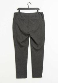 ANNA MONTANA - Trousers - grey - 1