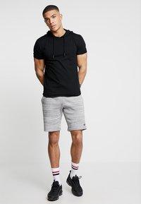 Pier One - Shorts - mottled light grey - 1