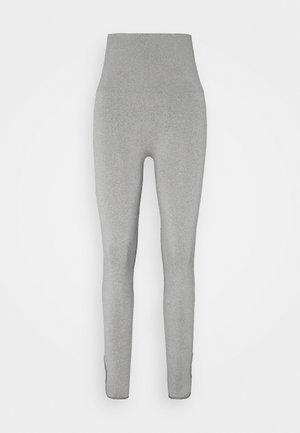 LEISURE SEAMLESS - Leggings - Trousers - light grey