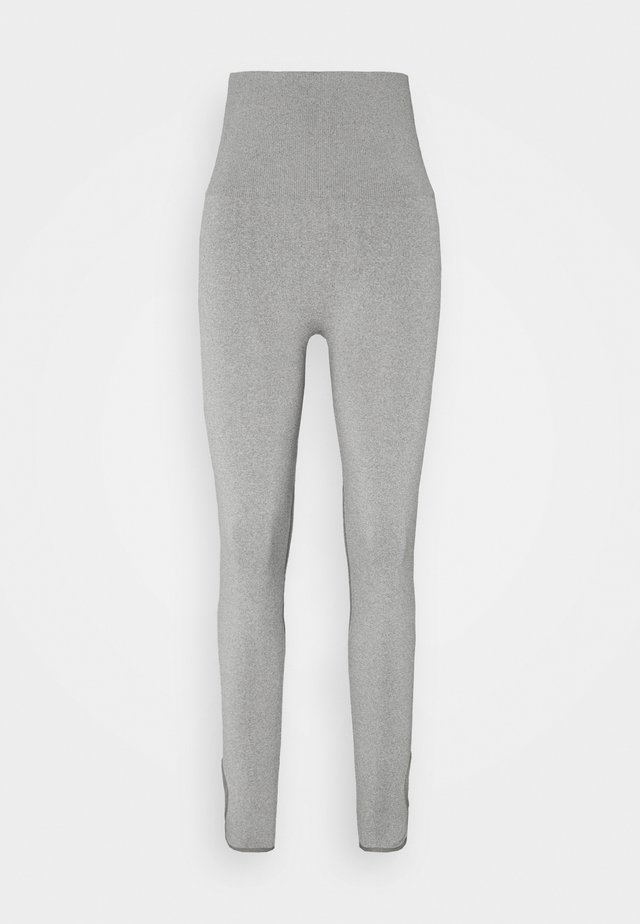 LEISURE SEAMLESS - Legging - light grey