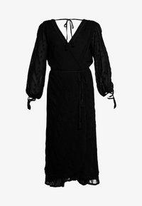 We are Kindred - COCO SPLIT SLEEVE MIDI DRESS - Denní šaty - black - 3