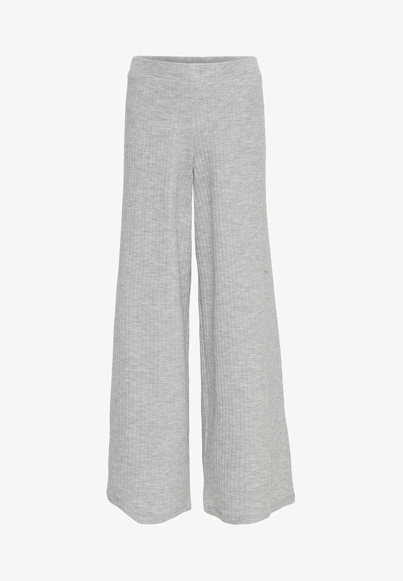 Kids ONLY - Trousers - light grey melange