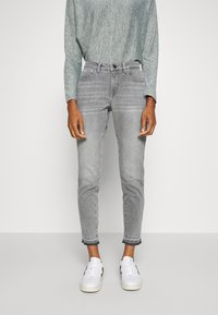 Opus - ELMA TINTED - Jeans Skinny Fit - authentic grey - 0