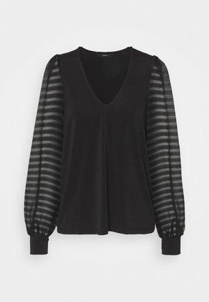 VMKAELA  - Long sleeved top - black