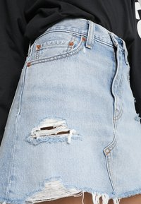 Levi's® - DECONSTRUCTED SKIRT - A-line skirt - whats the damage - 4