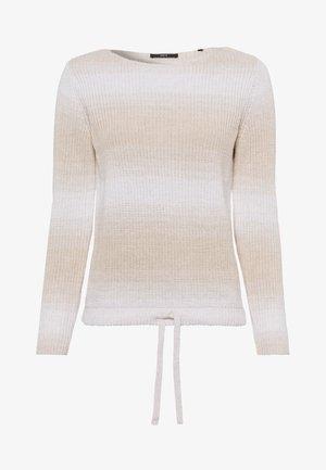 Pullover - cream