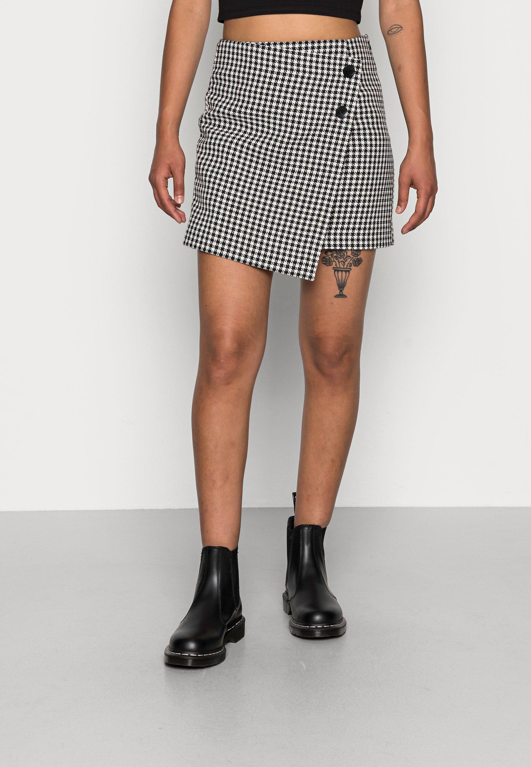 Mujer ONLGLOSS NADINA SKIRT - Minifalda