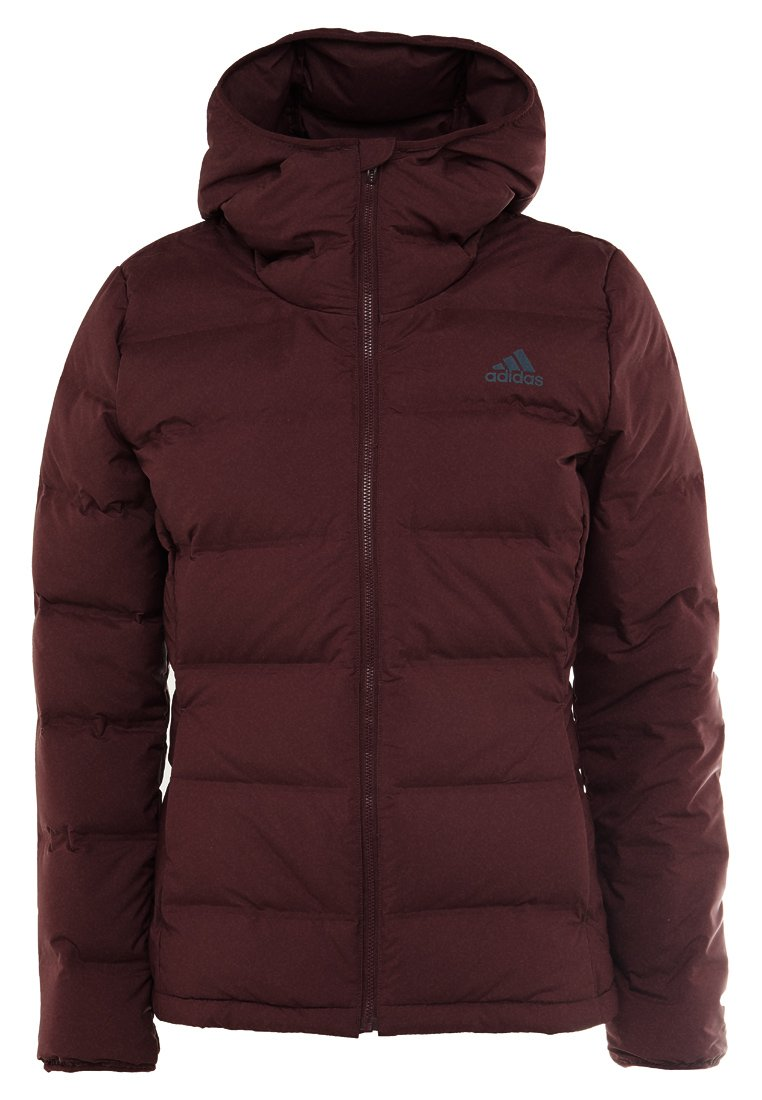 FOUNDATION JACKET Daunenjacke maroon