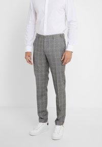 CC COLLECTION CORNELIANI - Trousers - light grey - 0
