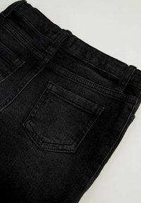 DeFacto - Denim shorts - anthracite - 4