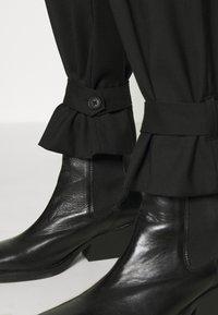 ALIGNE - AIDA - Trousers - black - 5
