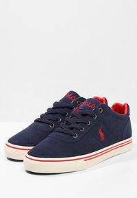 Polo Ralph Lauren - HANFORD - Sneakersy niskie - newport navy - 2