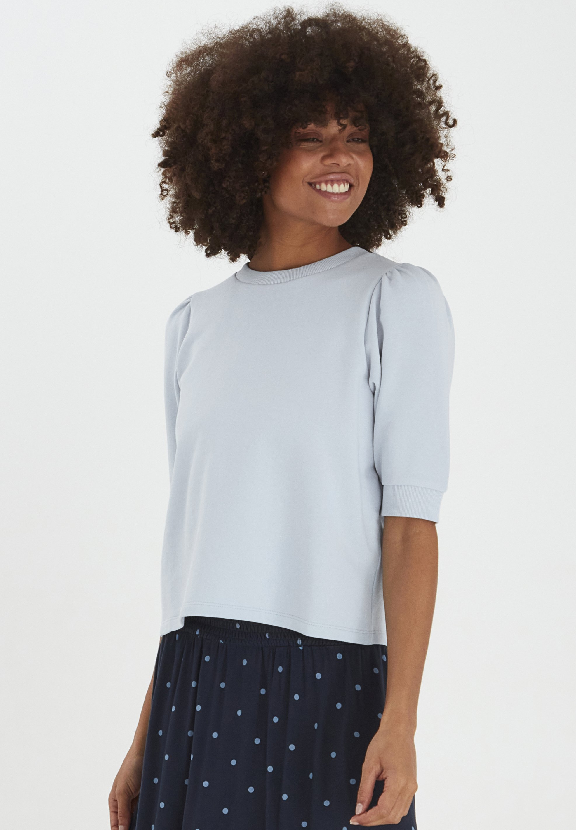 Damen IHYARLET SW - T-Shirt basic