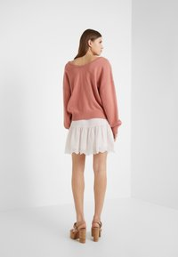 See by Chloé - Gonna a campana - softy pink - 2
