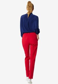 DreiMaster - Trousers - red - 2