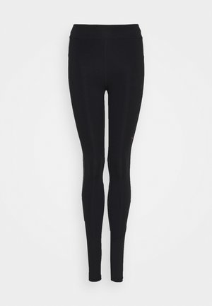 ONPPERFORMANCE RUN TIGHTS - Leggings - black/red