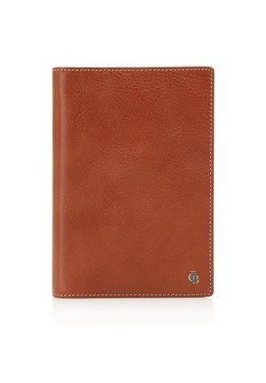 Wallet - hellbraun