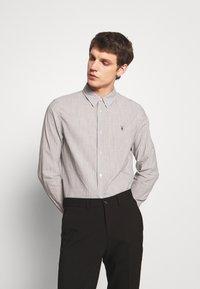 AllSaints - BEDFORD - Košile - white/light grey - 0