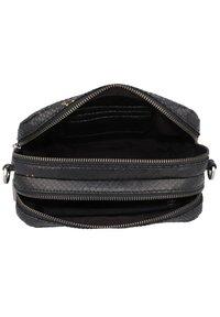 Cowboysbag - BOBBIE - Across body bag - snake black/gold - 4