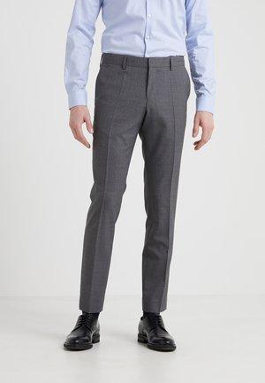 LIAM  - Oblekové kalhoty - grey mel