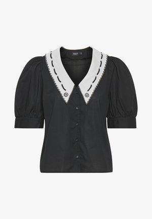 SLFLOR  - Paitapusero - black
