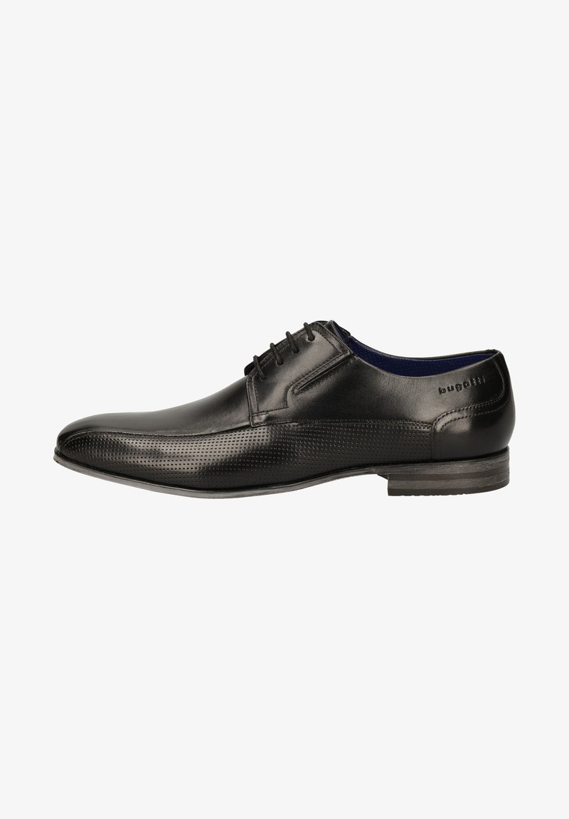 Bugatti - Zapatos con cordones - schwarz