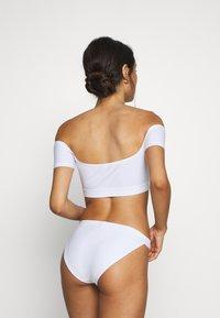 OW Intimates - SANTORINI - Bikini top - white - 2