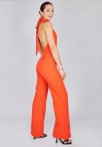 True Violet - Jumpsuit - orange - 2