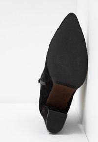 Adele Dezotti - High heeled ankle boots - nero - 6