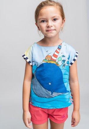 WATERWAY - Print T-shirt - unico