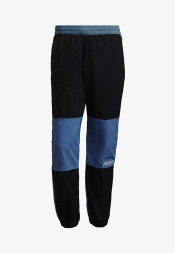 Pantaloni sportivi - black/blue