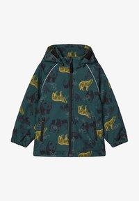 Name it - ALFA PANDA PRINT - Soft shell jacket - darkest spruce - 0