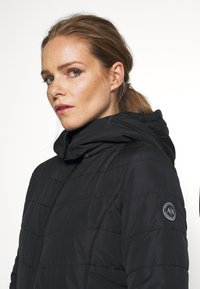 Armani Exchange - CABAN COAT - Classic coat - black - 5