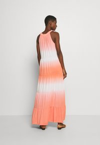 comma casual identity - LANG - Maxi dress - orange