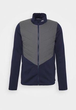 MEN RELEASE JACKET - Training jacket - atalanta blue/steel grey