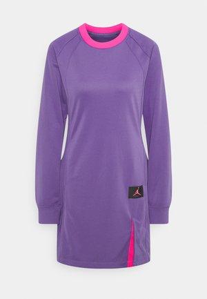 DRESS - Day dress - wild violet/pinksicle/hyper pink