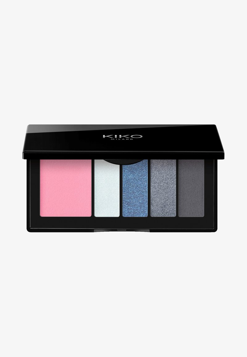 KIKO Milano - SMART EYES AND CHEEKS PALETTE - Eyeshadow palette - 1 blue symphony