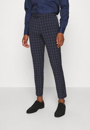 Suit trousers - blue