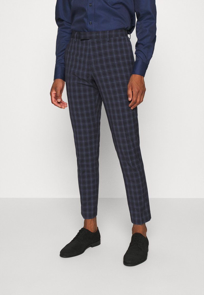 River Island - Suit trousers - blue