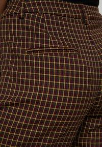 Benetton - COOL BUSINESS TROUSER - Bukser - multi-coloured - 3