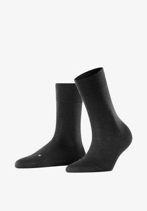 SENSITIVE INTERCONTINENTAL - Chaussettes - black
