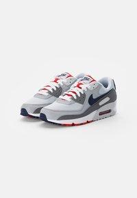 Nike Sportswear - AIR MAX - Zapatillas - white, dark blue - 1