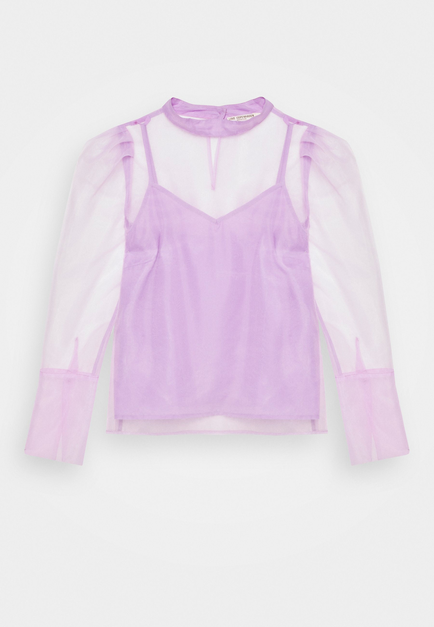 Women LUNRA BLOUSE - Long sleeved top