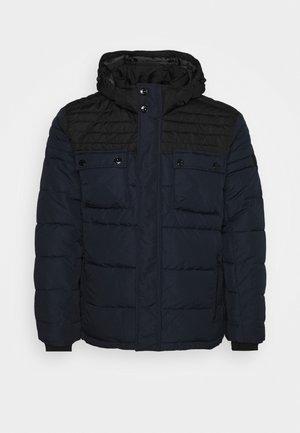 LANGARM - Zimní bunda - dark blue