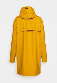 Helly Hansen - MOSS RAIN COAT - Waterproof jacket - essential yellow - 1