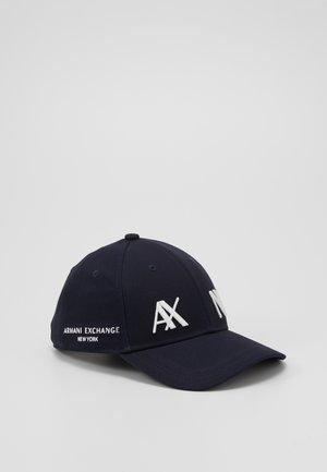 BASEBALL HAT - Cap - dark blue