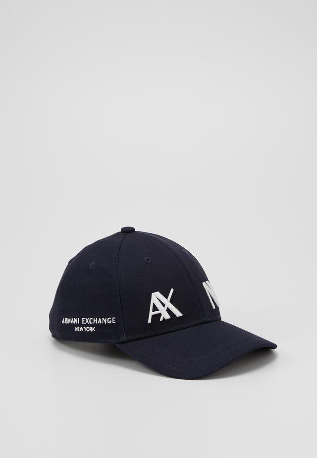 BASEBALL HAT - Lippalakki - dark blue