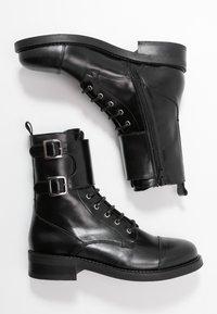 Jonak - AUDORE - Bottines à lacets - noir - 3
