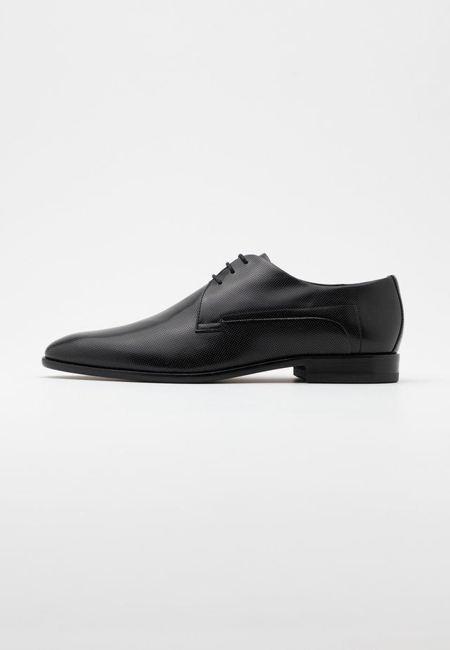APPEAL - Zapatos con cordones - black