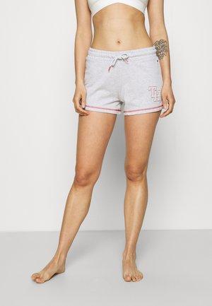 RETRO CLASSICS SHORT - Pyjama bottoms - ice/grey/heather